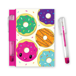 Scentco Sketch & Sniff Note Pads Oh So Yummy Jelly Donut