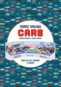 Terrific Timelines: Cars: 'Press out, put together and display!'