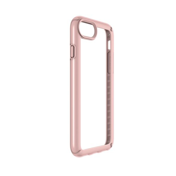 sports shoes 8c178 e4023 Speck Presidio Show Case Clear/Rose Gold for Iphone 8