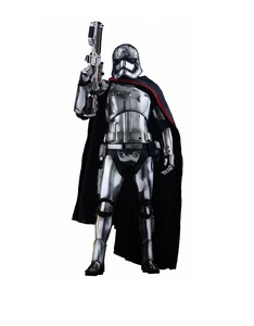 Sideshow Star Wars Episode VII: Captain Phasma 1/6 Scale Figure