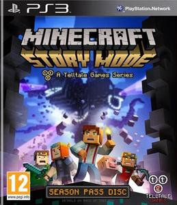Minecraft: Story Mode - A Telltale Games Series: Season Pass Disc