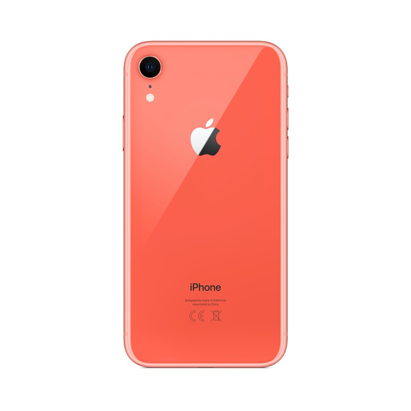 Iphone Xr 64gb Coral Iphone Apple Electronics