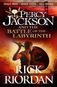Percy Jackson & The Battle Of The Labyrinth