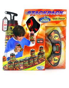 Speed Stack Black Flame