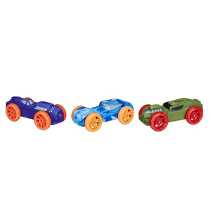 Nerf Nitro Foam Car [Pack of 3]