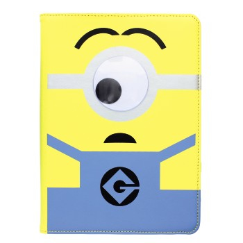 Minions Goggly Eye Folio Case Tablet