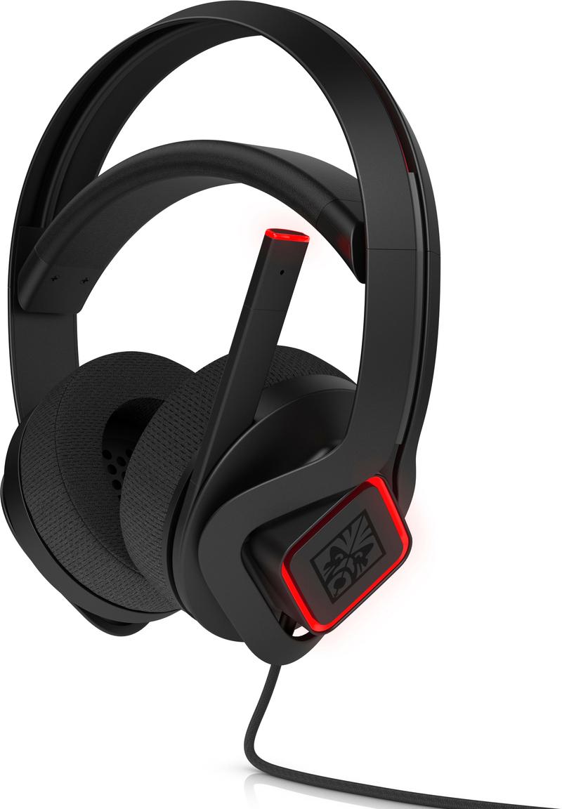 HP Omen X Mindframe Black Gaming Headset