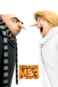 Despicable Me 3 [4K Ultra HD] [2 Disc Set]