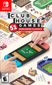 Clubhouse Games 51 Worldwide Classics - Nintendo Switch