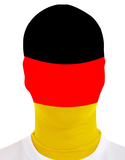 Flag Masks Morph Germany Mask