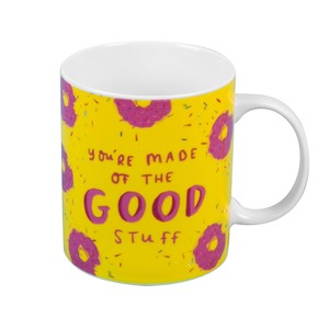 The Happy News You're Made of the Good Stuff Mug