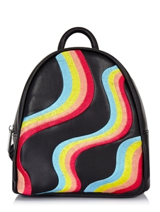 Skinny Dip Mini Backpack Wiggle Rainbow