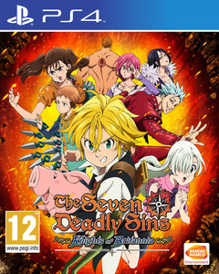 The Seven Deadly Sins: Knights of Britannia [Pre-owned]