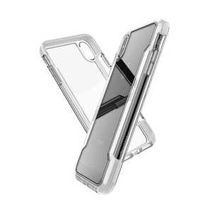 X-Doria Clearvue Clear Case Silver for iPhone XS Max