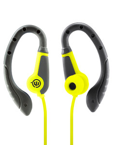 Wicked Audio Fight Lime Sport Earbuds
