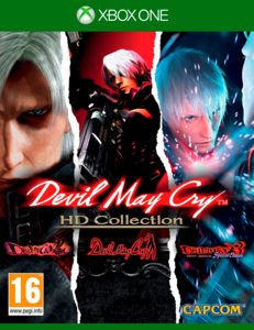 Devil May Cry: HD Collection [Pre-owned]