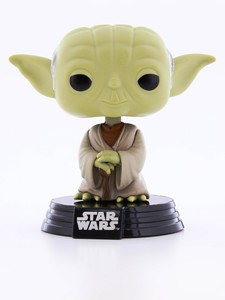 Funko Pop Star Wars Dagobah Yoda Vinyl Figure