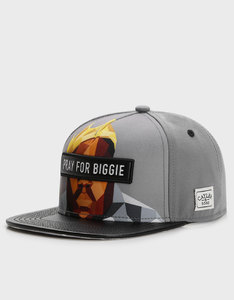 Cayler & Sons WL Bigasso Grey/Black Cap