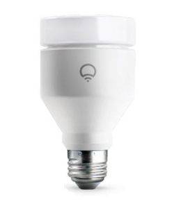 LIFX Mini Colour A19-E27 LED Bulb [Pack Of 4]
