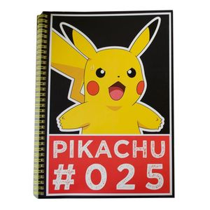 Blueprint Pokemon Streetwear A4 Notebook