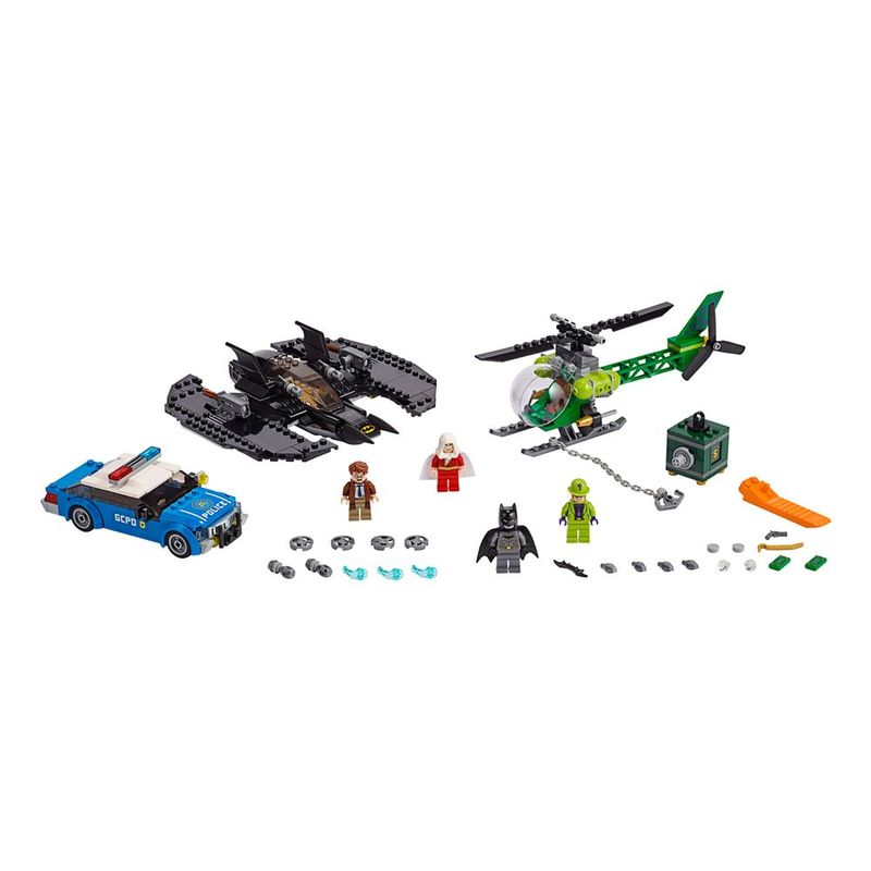 Lego Super Heroes Batwing and The Riddler Heist 76120