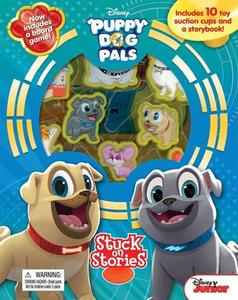 Stuck On Stories: Puppy Dog Pals