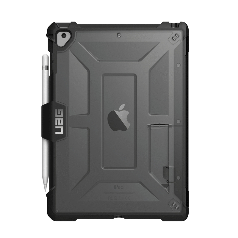 new style 78ee6 62ee1 UAG Plasma Case Ash/Black for iPad 9.7-Inch