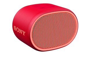 Sony SRS-XB01 Extra Bass Mono Portable Speaker Red