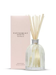 Peppermint Grove Freesia & Berries Diffuser 200ml