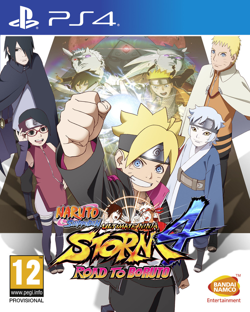 naruto shippuden ultimate ninja storm 4 download mega
