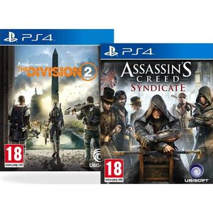 Assassin's Creed Syndicate + Division 2 [Bundle] - PS4