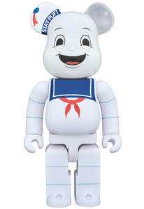 Bearbrick Ghostbusters Stay Puft Marshmallow Man 1000 Percent Figure
