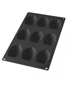 Lekue Professional Madeleine Mould [Makes 9]