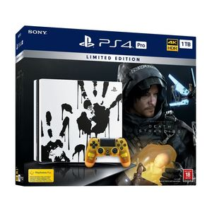 PS4 Pro 1TB Death Stranding Limited Edition Console