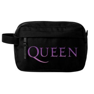 Queen Logo Washbag