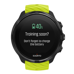 Suunto 9 Lime GPS Sports Watch