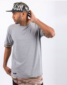 Cayler & Sons Deuces Long Layer Grey T-Shirt