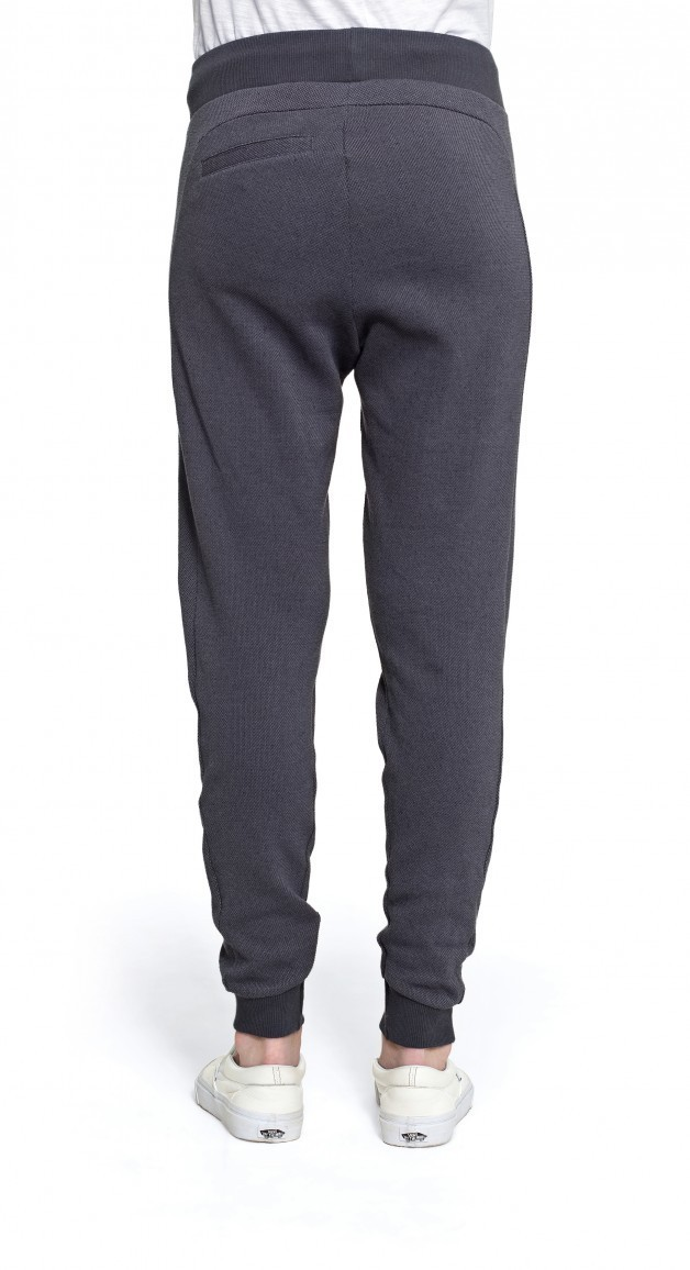 Slow Unisex Pants Dark Grey Xl
