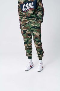 Cayler & Sons Wcww Men's Sweatpants Woodland Camo/Navy