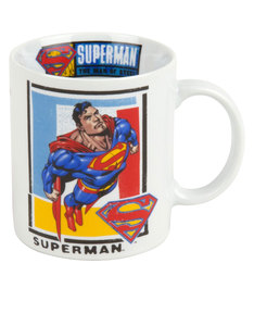 Konitz Superman Up Up And Away 330ml Mug