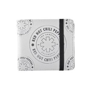 Red Hot Chili Peppers Outline Asterisk Wallet