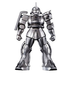 Bandai Absolute Chogokin GM02: Zaku II Char's Custom Model 2.5 Inch Statue