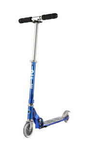 Micro Sprite Special Edition Scooter Blue Aztec