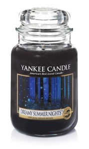 Yankee Candle Classic Jar Dreamy Summer Nights [Large]