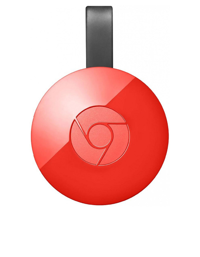Google Chromecast 2 Streaming Media Player Coral Media Streaming