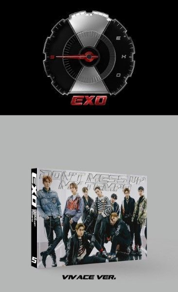 Exo The 5Th Album Don'T Mess Up My Vivace Version