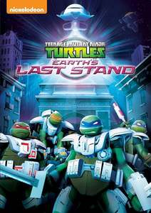 Teenage Mutant Ninja Turtles: Earth's Last Stand: Season 4 Vol. 3