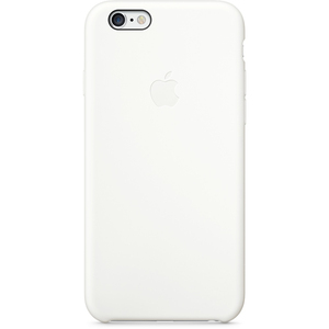 Apple Silicone Case White iPhone 6