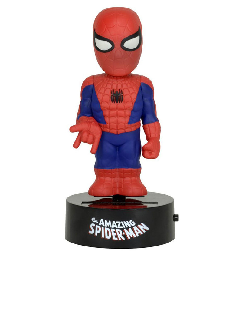 Grown Up Toys : Neca marvel spider man body knocker figures sculptures