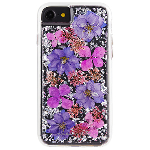 CASE-MATE KARAT PETALS CASE PURPLE FOR IPHONE 8/7